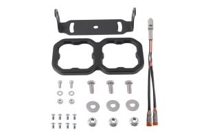 Diode Dynamics SS3 Dual Pod Bracket Kit - Universal