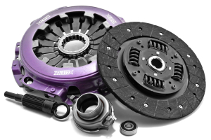 XClutch Sprung Organic Stage 1X Cluch Kit w/ Heavy Duty Cover - Subaru Models (Inc. WRX 2002 - 2005)