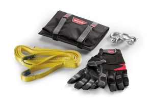 Warn Industries Tool Roll Accessory Kit - Universal