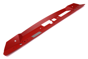 Compressive Tuning Smart Flow Radiator Shroud Wrinkle Red - Subaru WRX / STI 2015+