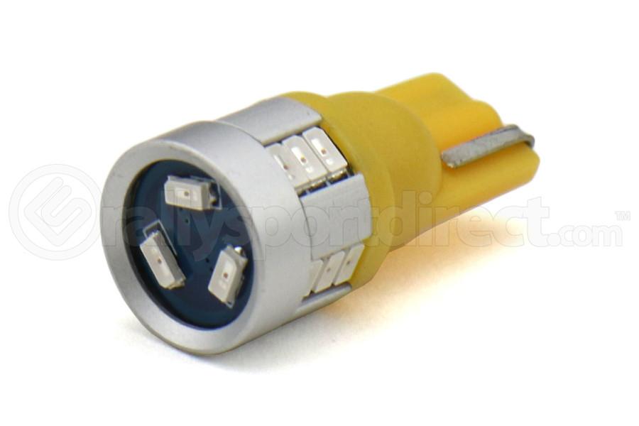 OLM A-Series LED T10 Amber Bulb - Universal