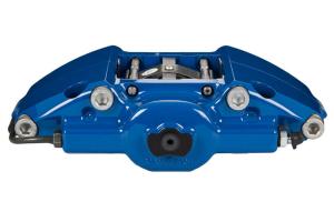 Stoptech ST-22 Big Brake Kit Rear 328mm Blue Slotted Rotors - Subaru WRX 2002-2007