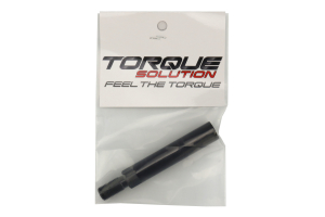 Torque Solution 3in Shifter Extension M12x1.25 (Part Number: )