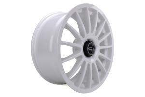 fifteen52 Podium 18x8.5 +45 5x108 / 5x112 Rally White - Universal