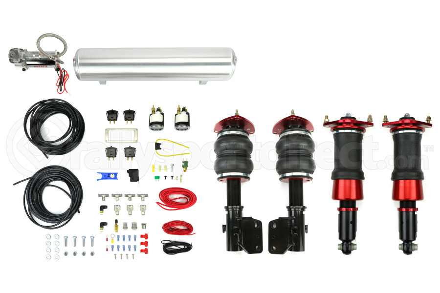 Air Lift Performance 4-Way Manual Air Suspension Kit ( Part Number:AIR 78041-KIT)