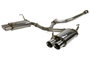 GrimmSpeed Catback Exhaust System Non-Resonated - Subaru WRX/STI 2011+ Sedan