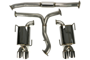 COBB Tuning SS 3in Cat-Back Exhaust System (Part Number: )