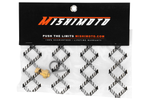 Mishimoto Sandwich Plate Replacement Thermostat 185 F - Universal