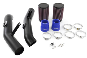 COBB Tuning Short Ram SF Intake System Blue Silicone (Part Number: )