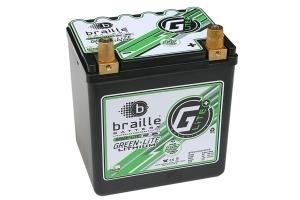 Braille Battery GreenLite Advanced Lithium Battery - Universal