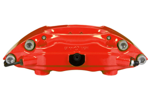 Stoptech ST-40 Big Brake Kit Front 328mm Red Zinc Drilled Roto2.5 RS (Part Number: )