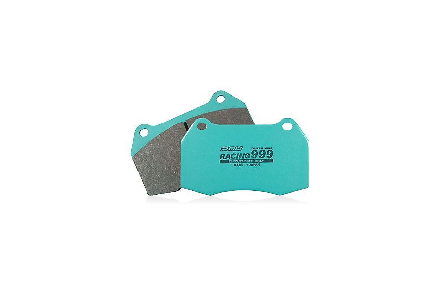 Project Mu 999 Rear Brake Pads - Subaru STI 2015 - 2017