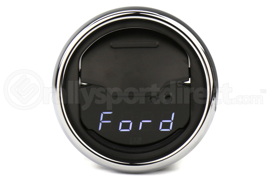 P3 Gauges Vent Integrated Multi Gauge w/ Vent Housing - Ford Mustang 2015+