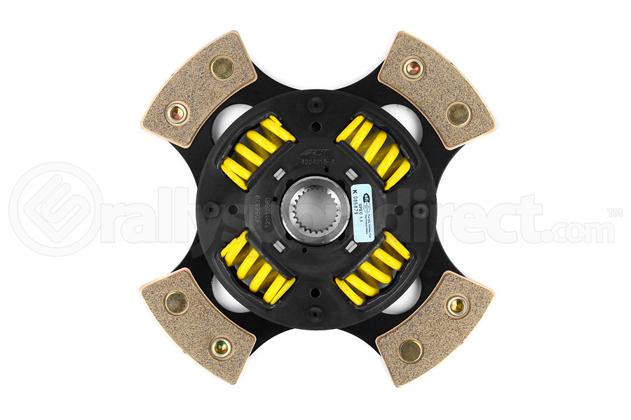 ACT 4-Puck Race Disc Replacement SB7 / SB8 ( Part Number:ACT 4224218-1)