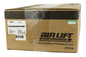 Air Lift Performance Air Suspension Front Drop Kit (Part Number: )