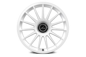 fifteen52 Podium 18x8.5 +35 5x112 / 5x120 Rally White - Universal