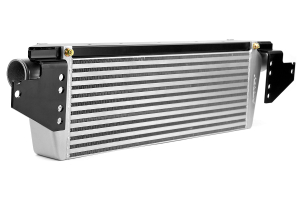 PERRIN Front Mount Intercooler Silver w/ Bumper Beam (Part Number: )