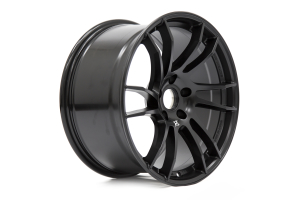 Gram Lights 57XTC 18x9.5 +38 5x114.3 Semi Gloss Black - Universal