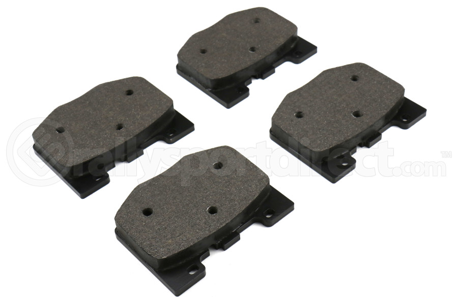 Carbotech AX6 Front Brake Pads - Toyota Supra 2020+