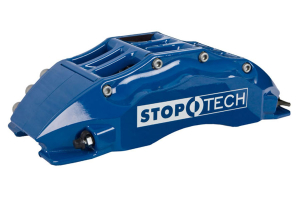 Stoptech ST-60 Big Brake Kit Front 355mm Blue Slotted Rotors (Part Number: )