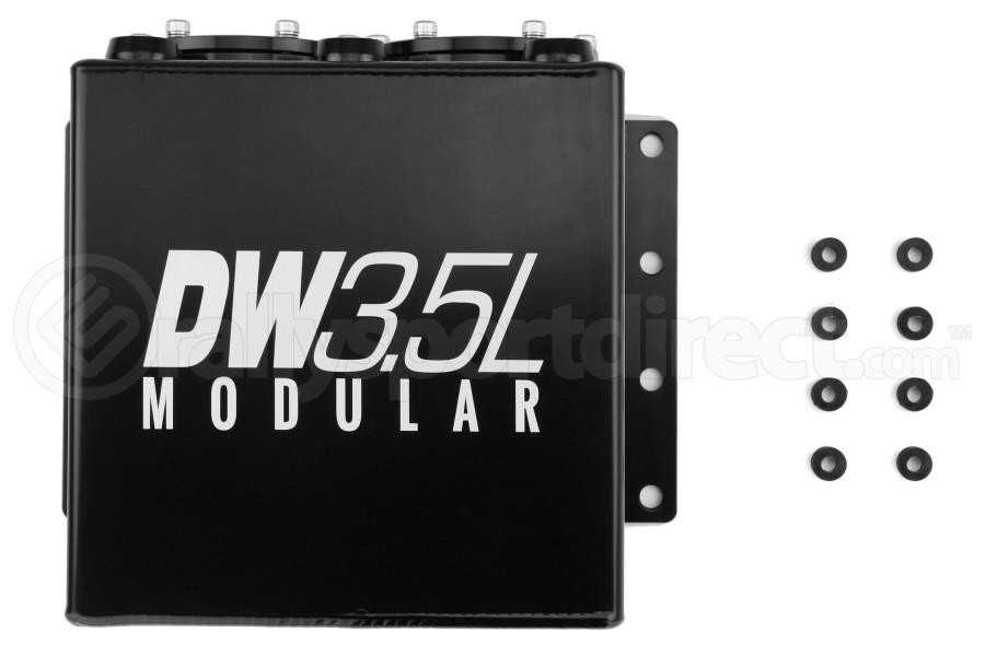 DeatschWerks 3.5L Modular Surge Tank (Part Number:6-000-35ST)