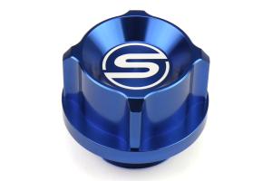 SubiSpeed Oil Filler Cap Blue - Subaru WRX/STi 2015+ / BRZ 2013+ / Scion FR-S 2013-2016