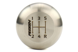PERRIN Stainless Steel Shift Knob 5MT Large (Part Number: )