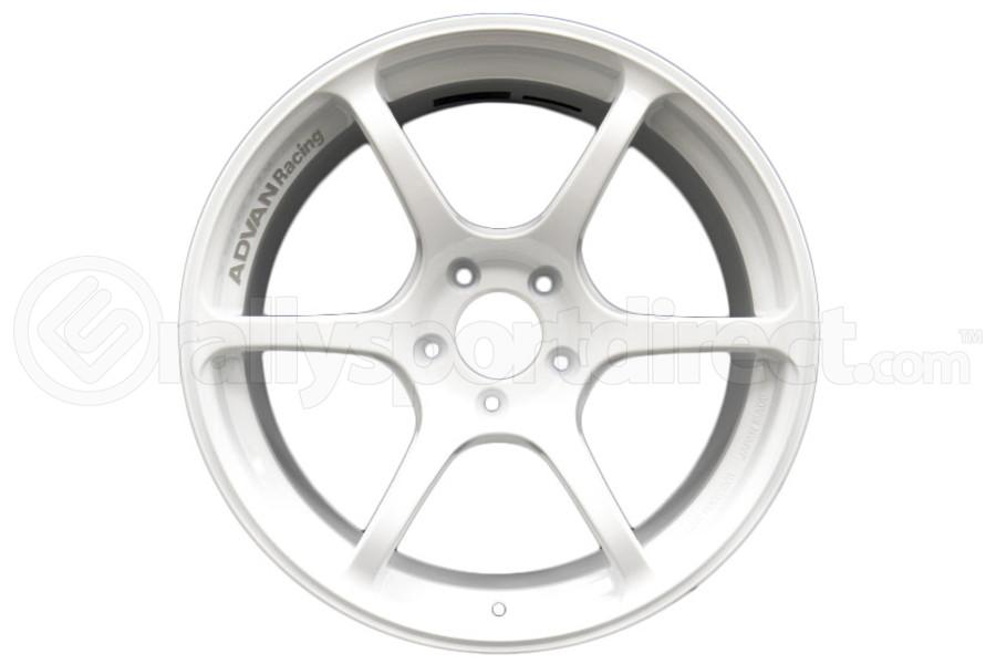 Advan RGIII 18x9.5 +45 5x114.3 Special Edition White - Universal