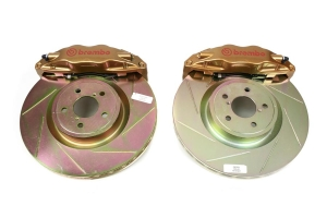 Brembo OE Gold Front Brake Kit ( Part Number: 1E5.6002A4)