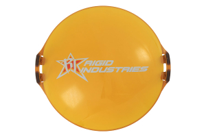 Rigid Industries R-Series Cover Amber - Universal