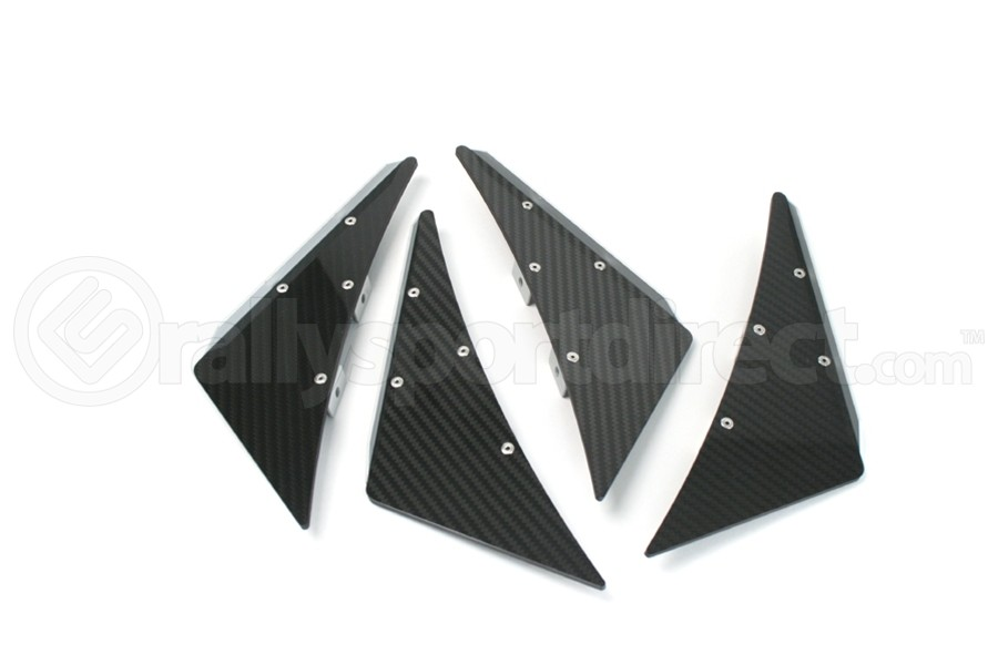 APR Front Bumper Canard Set ( Part Number:APR AB-483030)