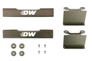 DeatschWerks Fuel Injectors 850cc w/Top Feed Conversion Fuel Rails ( Part Number:DET 6-101-0850)