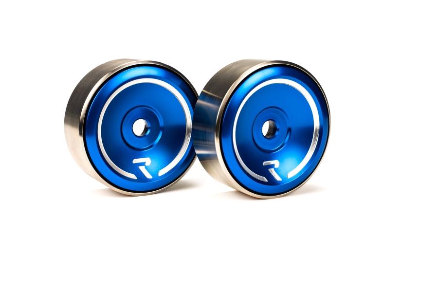 Raceseng Revo Idler Pulleys Blue (Part Number:36142010BL)