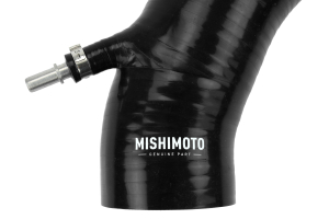 Mishimoto Silicone Induction Hose Black - Ford Fiesta ST 2014-2015