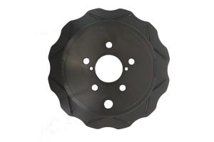 WaveSpec Black Line Rear Rotor - Scion FR-S 2013-2016 / Subaru BRZ 2013+ / Toyota 86 2017+