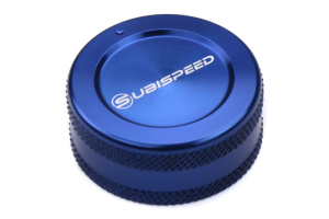 SubiSpeed SI Drive Knob Cover Blue - Subaru STI 2015 - 2020