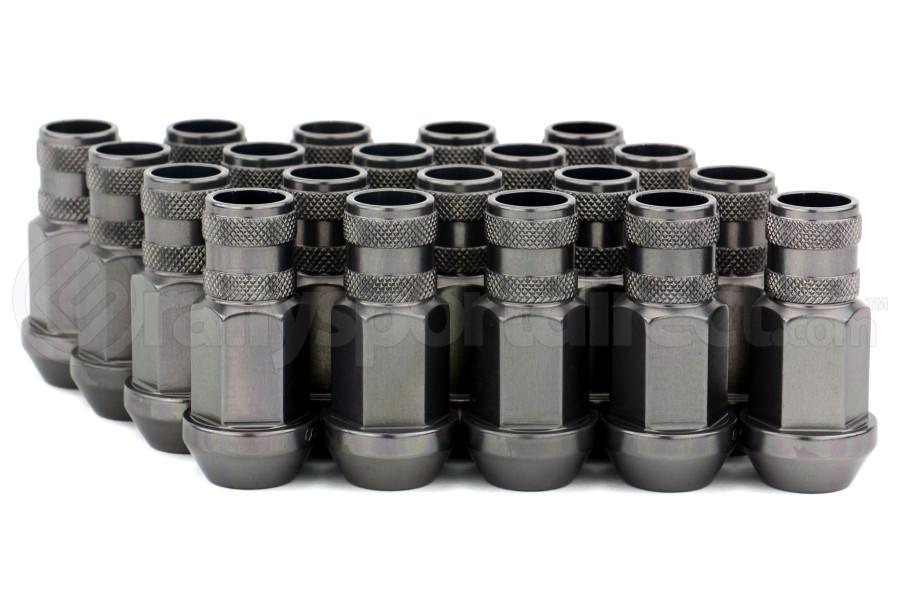 Gorilla Aluminum Open End Titanium Lug Nuts 12x1.50 (Part Number:44038TI-20)