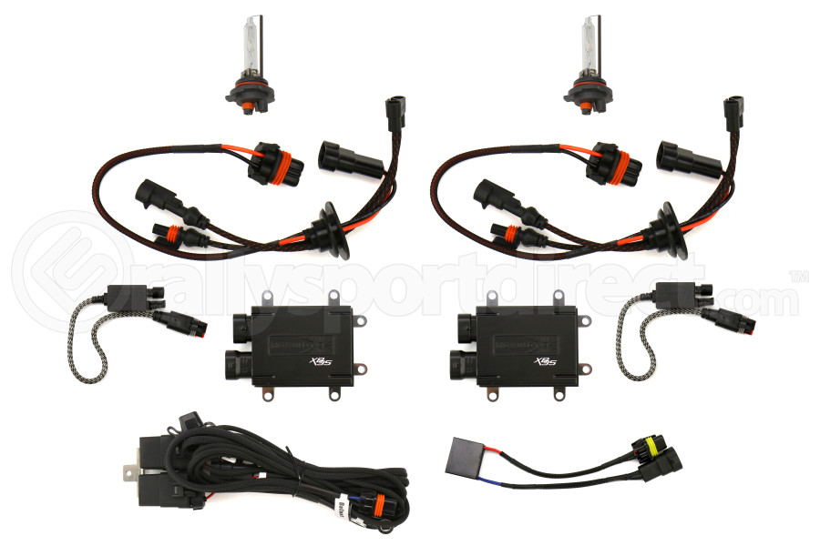 Morimoto 9006 HID 4500K Light Kit - Universal