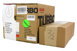ATP Turbo GTX3076R Turbo 4in Inlet - Mitsubishi Evo 8/9 2003-2006