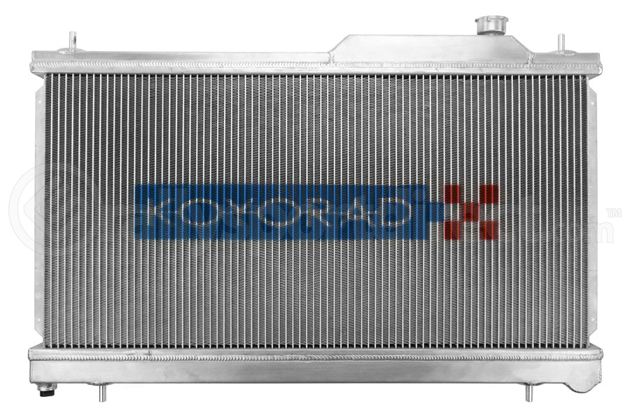 Koyo Aluminum Racing Radiator Manual Transmission (Part Number:VH091662)