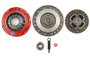 South Bend Clutch Stage 2 Daily Clutch Kit w/ Flywheel - Subaru Models (inc. 2006+ WRX / 2005-2009 Legacy GT)