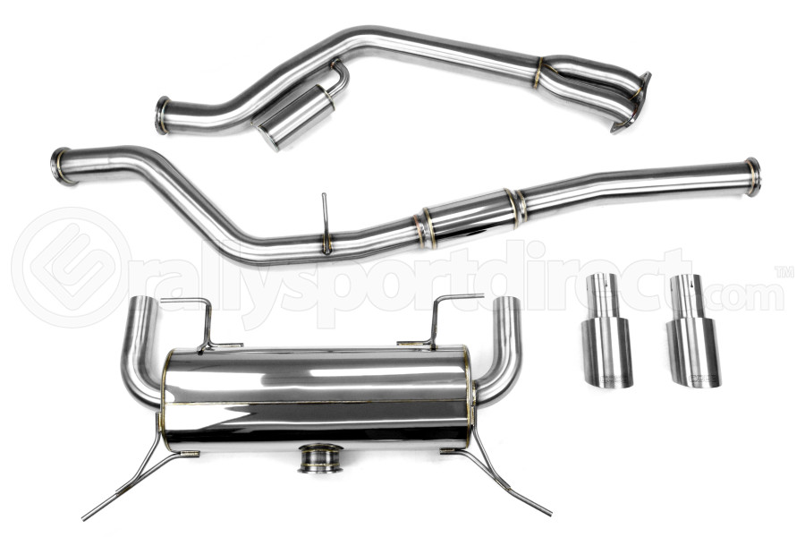 COBB Tuning Cat Back Exhaust ( Part Number:COB 5B1130)