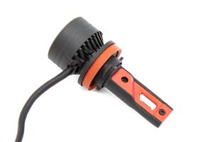 OLM MKII Compact High Output Headlight H11 Bulbs - Universal