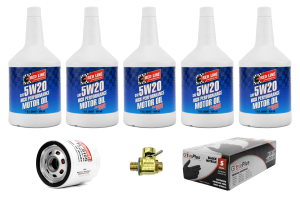 Ford Focus ST Oil Change Kit ( Part Number:RSD FORDOIL)