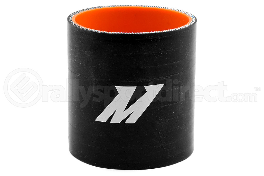 Mishimoto Silicone Coupler 2.5in Black ( Part Number:MIS MMCP-25SBK)