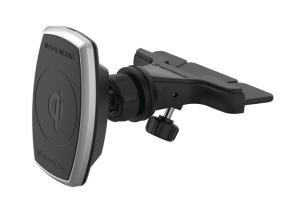 Scosche MagicMount Pro Wireless Fast Charge CD Slot Mount - Universal