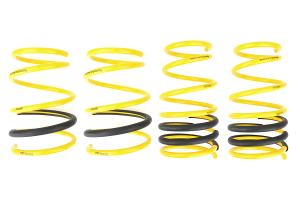 Racecomp Engineering Yellow Lowering Springs (Part Number: )