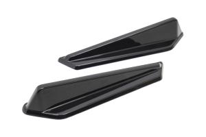 OLM Gloss Black JDM Style Canards - Subaru WRX / STI 2015+