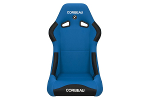 Corbeau Forza Blue Cloth Fixed Back Seat ( Part Number:COR 29105)