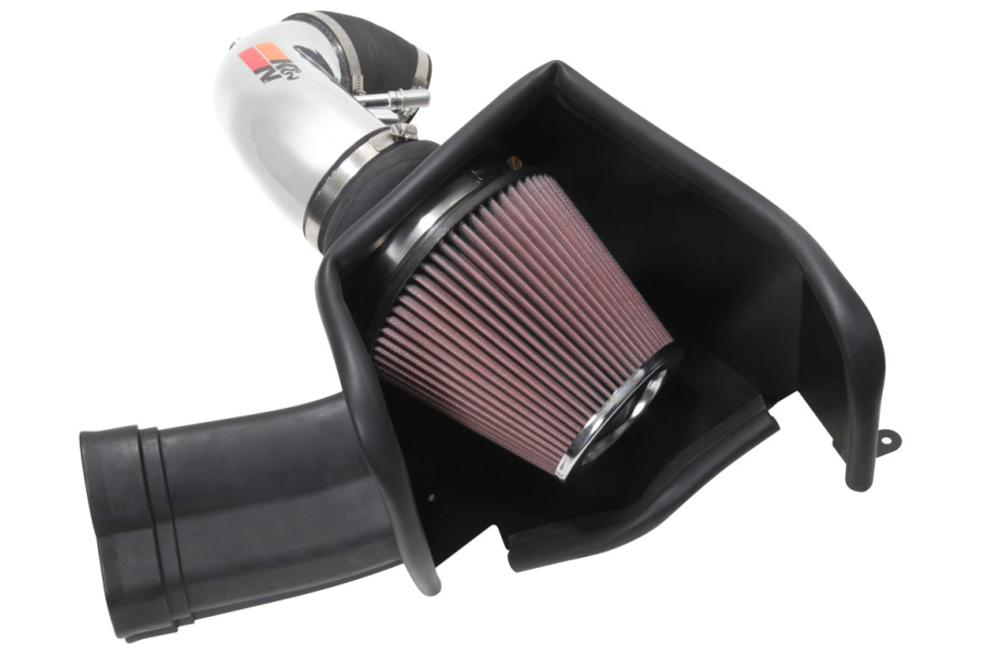 K&N Typhoon Performance Air Intake System - Ford Mustang GT 2018+